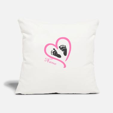 Name Day Name - Throw Pillow Cover