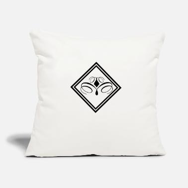 "Insignia insignia - Throw Pillow Cover 18"" x 18"""