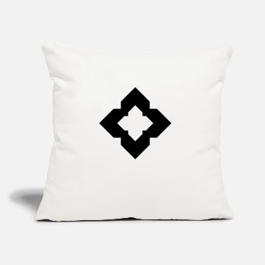 "Geometry geometry - Throw Pillow Cover 18"" x 18"""
