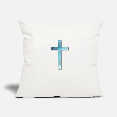 "Jesus Jesus - Throw Pillow Cover 18"" x 18"""