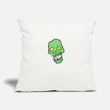 "Scary Scary - Throw Pillow Cover 18"" x 18"""