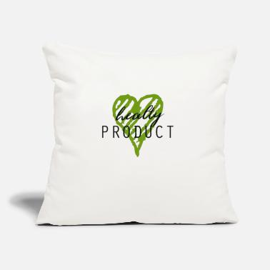 "Production Year Healty product - Throw Pillow Cover 18"" x 18"""