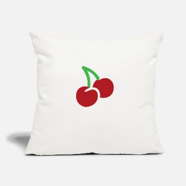 "Cuisine Vegetarian cuisine - Throw Pillow Cover 18"" x 18"""