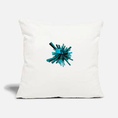 "Neon Neon - Throw Pillow Cover 18"" x 18"""