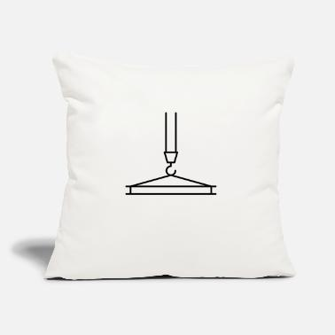 "Transport transport - Throw Pillow Cover 18"" x 18"""