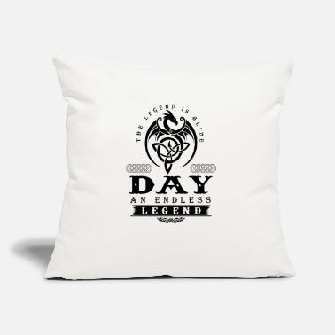 Day DAY - Throw Pillow Cover