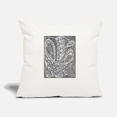Pattern patterns - Throw Pillow Cover