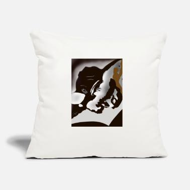 Mask Mask - Throw Pillow Cover
