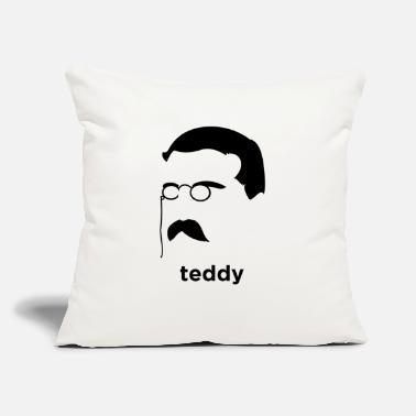 "Teddy Roosevelt Vector Art American Superman - Throw Pillow Cover 18"" x 18"" 18a11d82f06b"