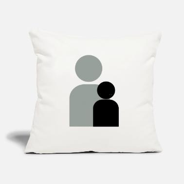 "Age Age - Throw Pillow Cover 18"" x 18"""