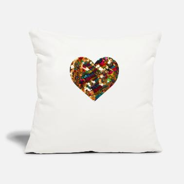 "Pride The Pride - Throw Pillow Cover 18"" x 18"""