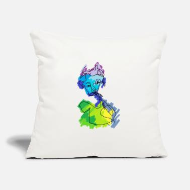 Affection Affect - Throw Pillow Cover