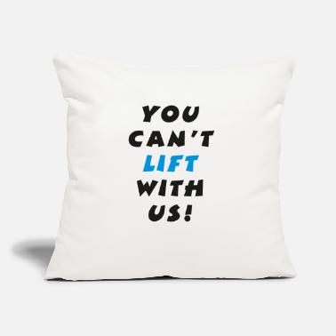 Lifting Lifting - Throw Pillow Cover
