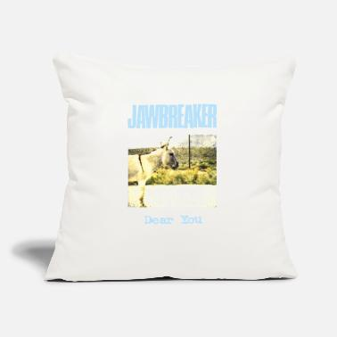"Album Collection album - Throw Pillow Cover 18"" x 18"""