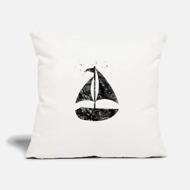 Sailboat Sailboat - Throw Pillow Cover
