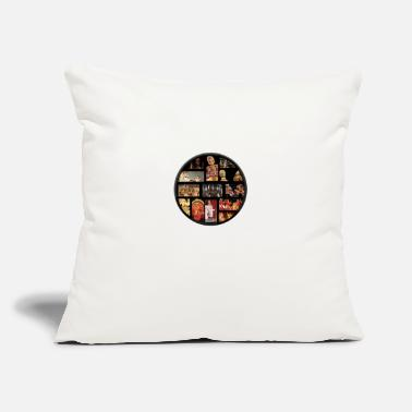 "Tradition traditional / Dance - Throw Pillow Cover 18"" x 18"""