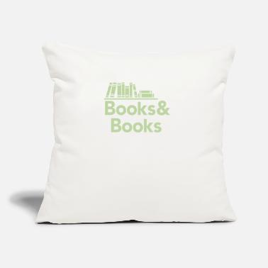 Book Books and books - Throw Pillow Cover