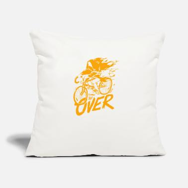 Over The Over - Throw Pillow Cover
