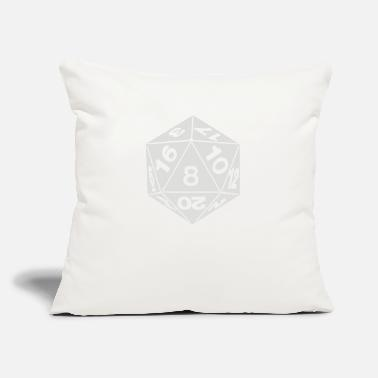 Number Number - Throw Pillow Cover