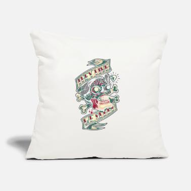 "Live They Live - Throw Pillow Cover 18"" x 18"""