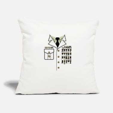 "Console Console General - Throw Pillow Cover 18"" x 18"""