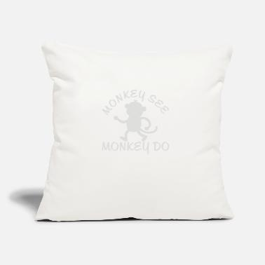 Teenager Monkey Teenage - Throw Pillow Cover