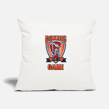 Punch Punch It Game - Throw Pillow Cover
