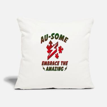"Some AU SOME - Throw Pillow Cover 18"" x 18"""