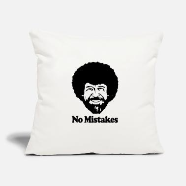 "Mistake No Mistakes - Throw Pillow Cover 18"" x 18"""