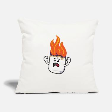 Poor Poor Mallow - Throw Pillow Cover