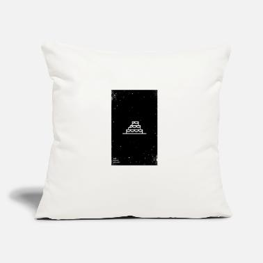 "Cake cake always cake - Throw Pillow Cover 18"" x 18"""
