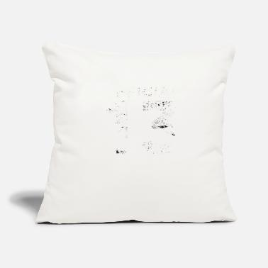 "Teenager Official Teenager Funny Saying Teenage Shirt - Throw Pillow Cover 18"" x 18"""