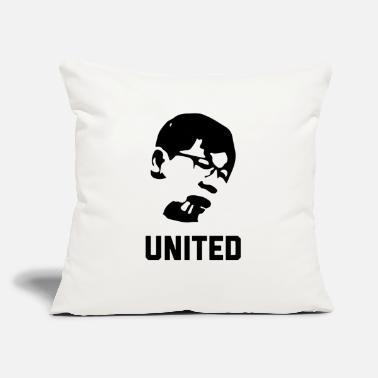 United United - Throw Pillow Cover