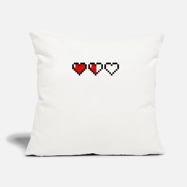 "16bit One More - Throw Pillow Cover 18"" x 18"""