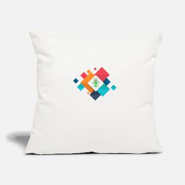 Bug bug - Throw Pillow Cover