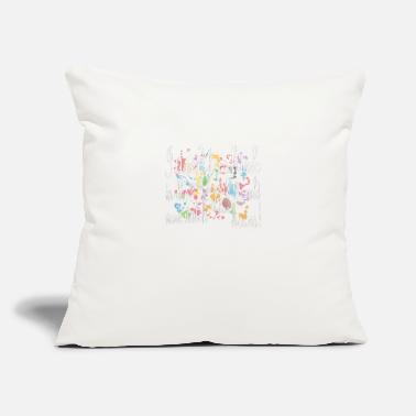 "Work Week Work week do nothing mess manager employee - Throw Pillow Cover 18"" x 18"""