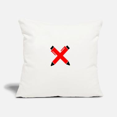 Pen pens - Throw Pillow Cover
