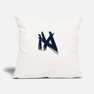 "Ny NY - Throw Pillow Cover 18"" x 18"""