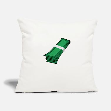 "Cash Cash - Throw Pillow Cover 18"" x 18"""