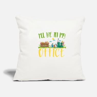 "Hobby Gardeners Hobby Gardener Gardening Gift - Throw Pillow Cover 18"" x 18"""