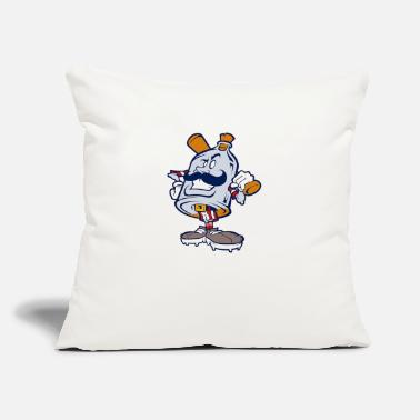 "Brand Branding - Throw Pillow Cover 18"" x 18"""