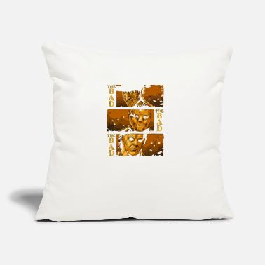 Bad THE BAD - Throw Pillow Cover