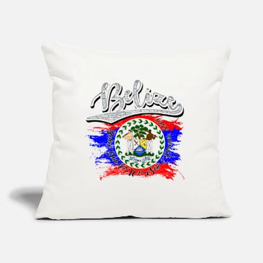 "September tee - Throw Pillow Cover 18"" x 18"""
