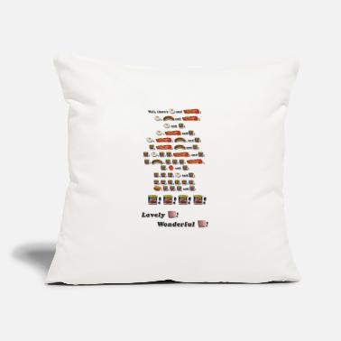 "Spam The Spam Song - Throw Pillow Cover 18"" x 18"""