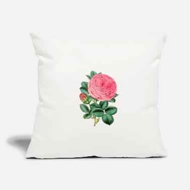 Blume Roses Blume Flower - Throw Pillow Cover