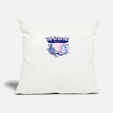 "Internet The Internet - Throw Pillow Cover 18"" x 18"""