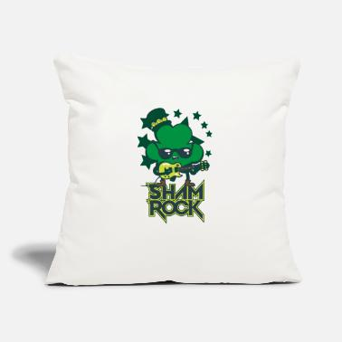 "Shamrock Shamrock - Throw Pillow Cover 18"" x 18"""