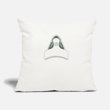 "Emperor Darkside Emperors - Throw Pillow Cover 18"" x 18"""