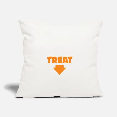 "Trick Trick - Throw Pillow Cover 18"" x 18"""