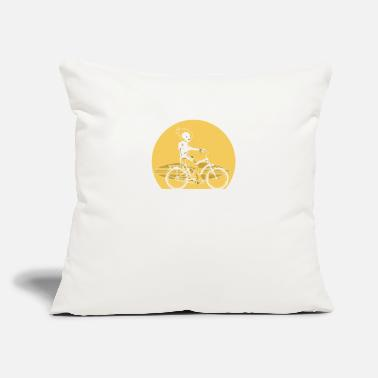 "Cruiser The Ghost Cruiser - Throw Pillow Cover 18"" x 18"""